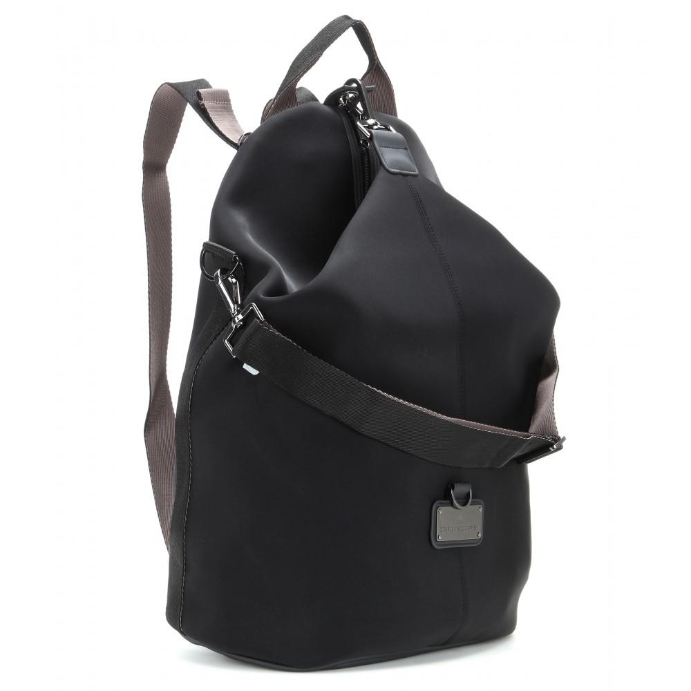 e51f41bf4111 Lyst - adidas By Stella McCartney Studio Bag in Black