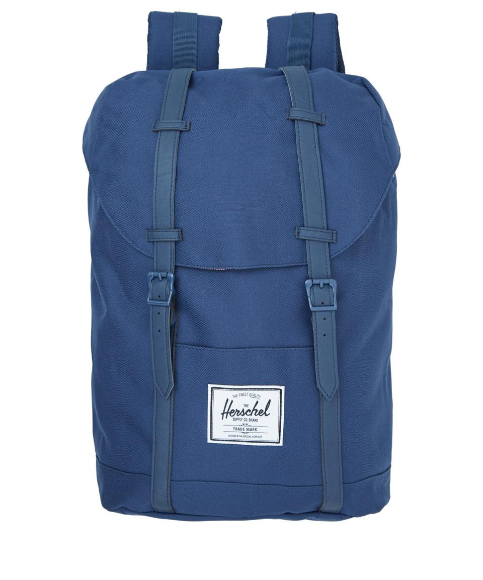 2094b62221a Lyst - Herschel Supply Co. Navy Retreat Backpack in Blue for Men