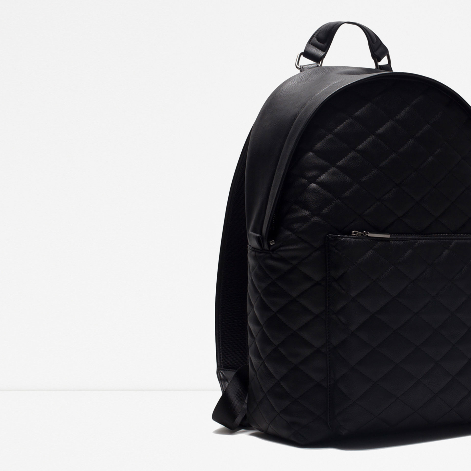 Mens Quilted Backpack | Cg Backpacks : quilted rucksack zara - Adamdwight.com