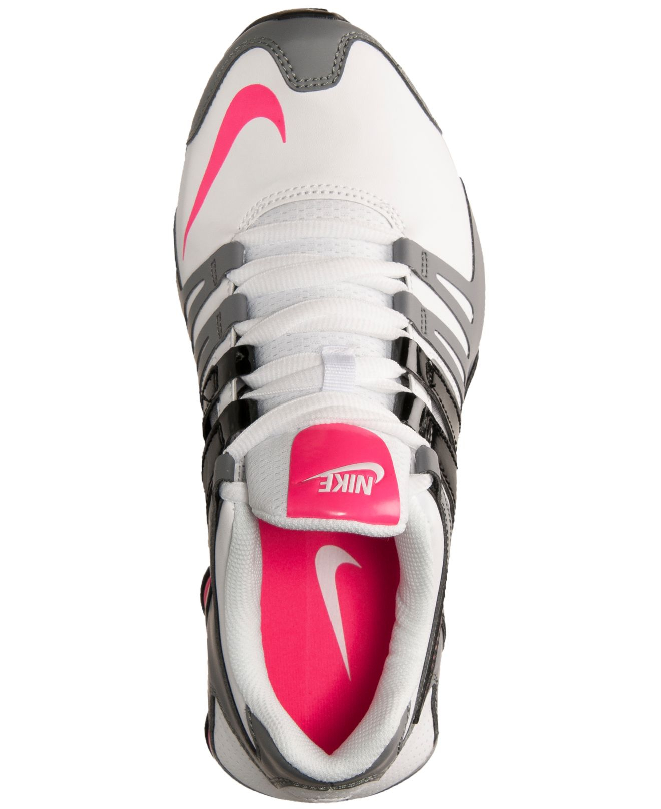 Lyst - Nike Women s Shox Current Running Sneakers From Finish Line ... 174576bf8