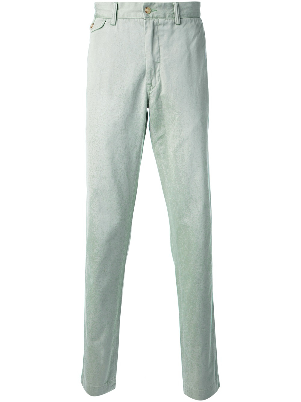Lyst Polo Ralph Lauren Greenwich Chinos In Green For Men