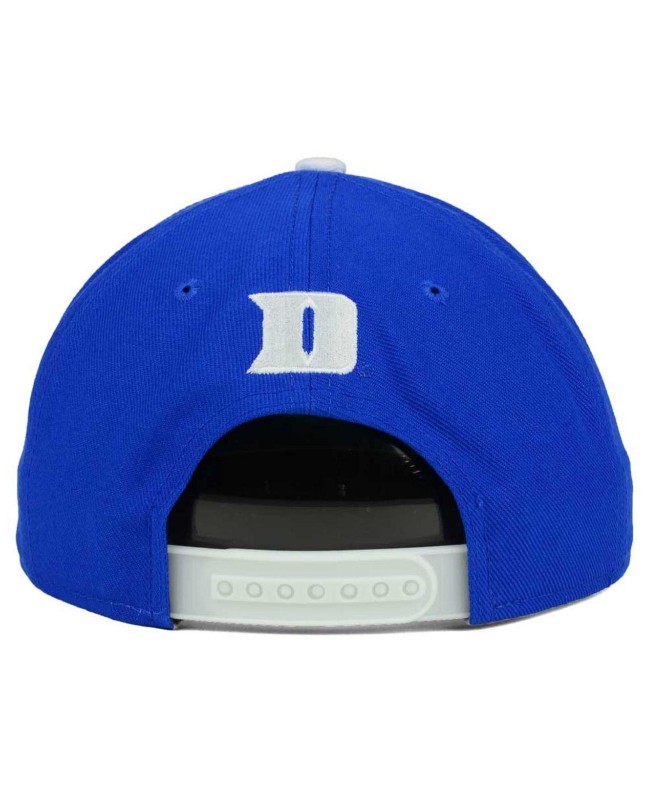 88ad9122 Nike Duke Blue Devils True Hardwood Seasonal Cap in Blue for Men - Lyst