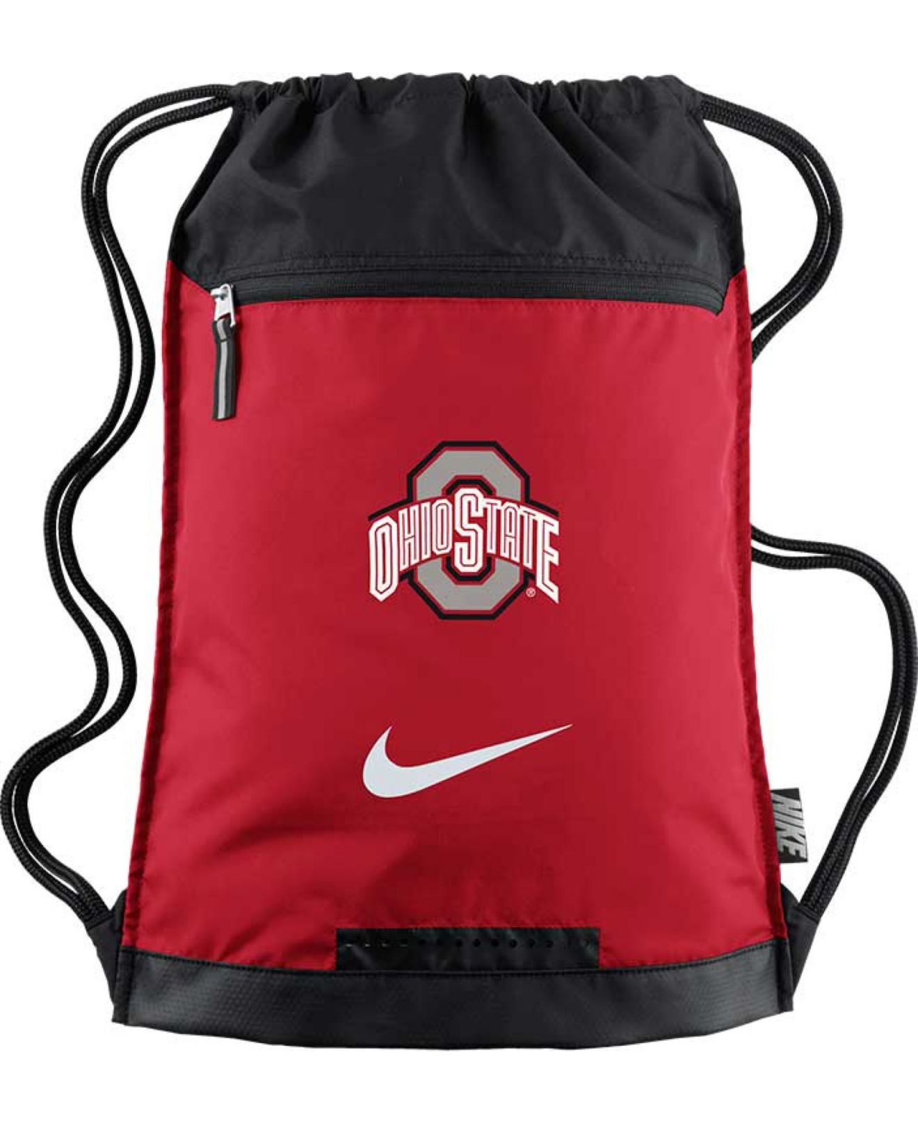 928707163dde Lyst - Nike Ohio State Buckeyes Training Gym Bag in Red for Men