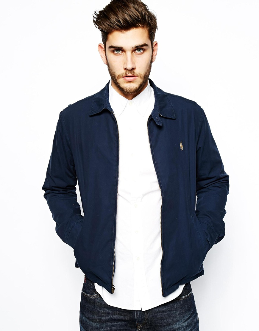 The Casual Vintage Gabardine Short Jacket | STREET x SPREZZA