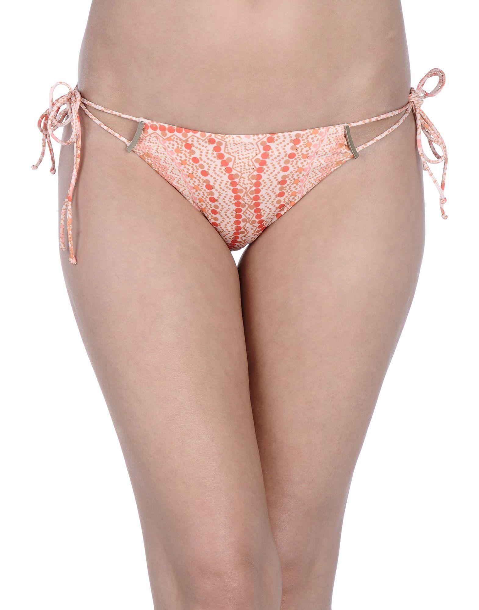 Orange Bikini Bottoms 100