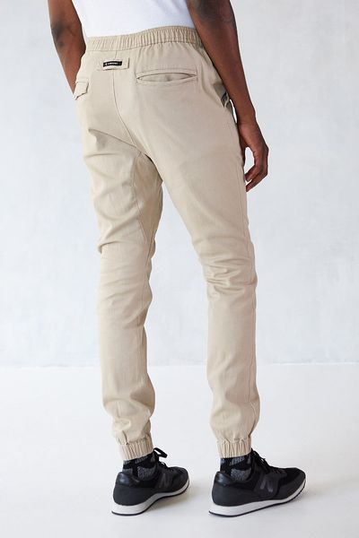 Amazing Zanerobe Dynamo Chino Jogger Pant In Green For Men OLIVE  Lyst