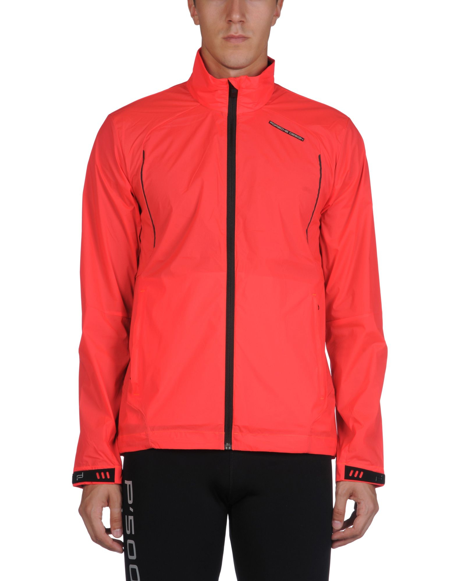 Lyst Porsche Design Sweatshirt In Red For Men