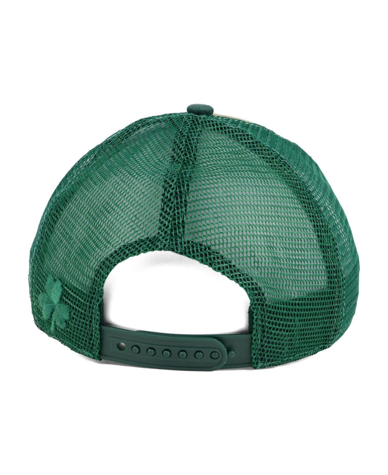 75ffd18d ... where can i buy lyst 47 brand boston red sox mcnally clean up cap in  green