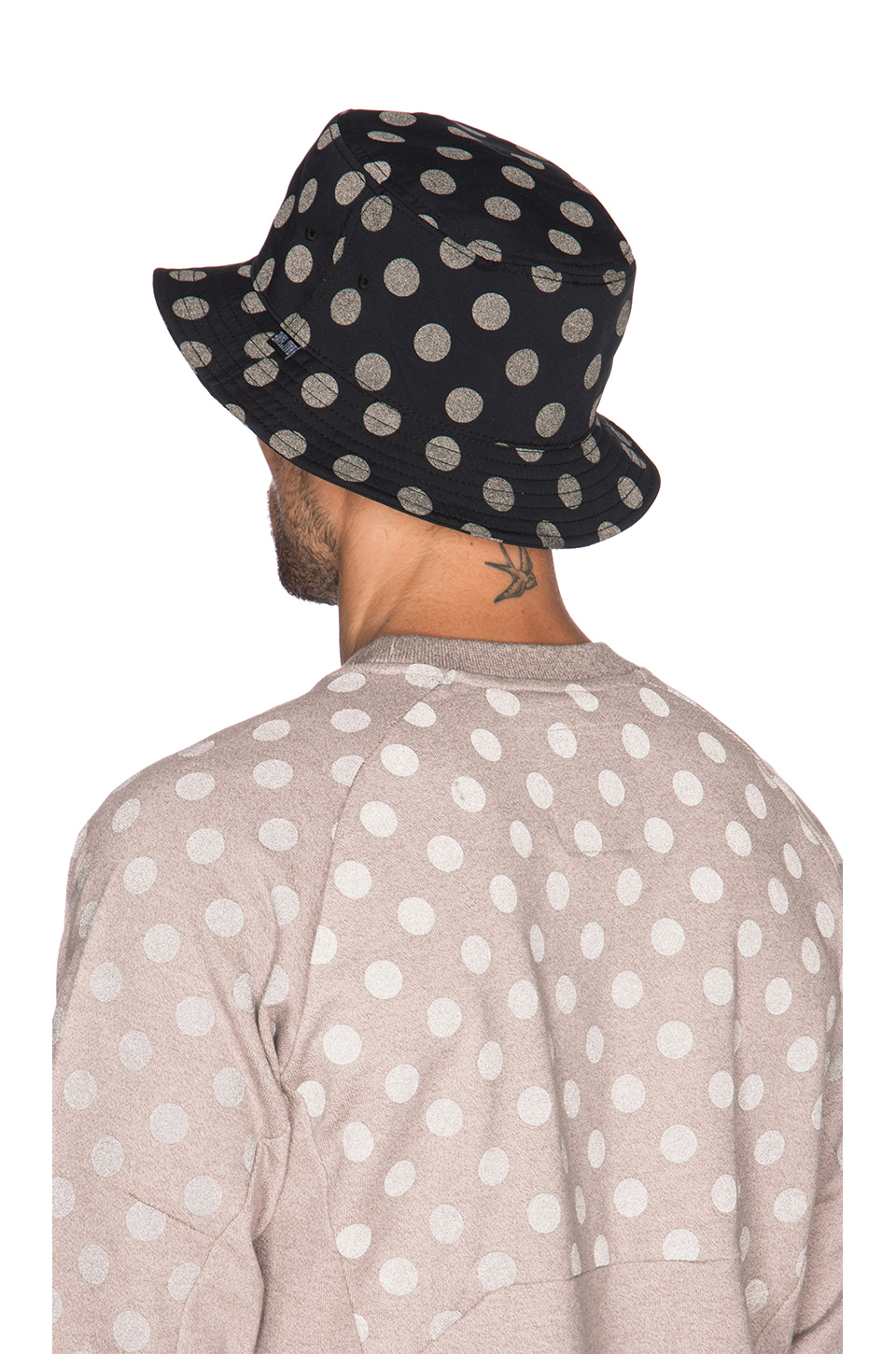 c931870dc6b ... Lyst - Hall Of Fame 3m Dot Bucket Hat in Black for Men check out fe574  ...