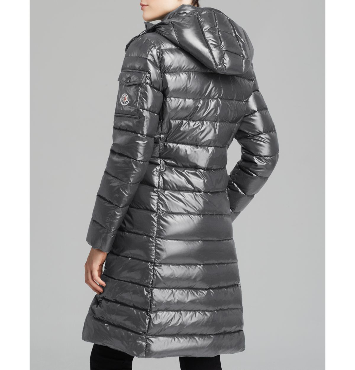 moncler womens moka coat