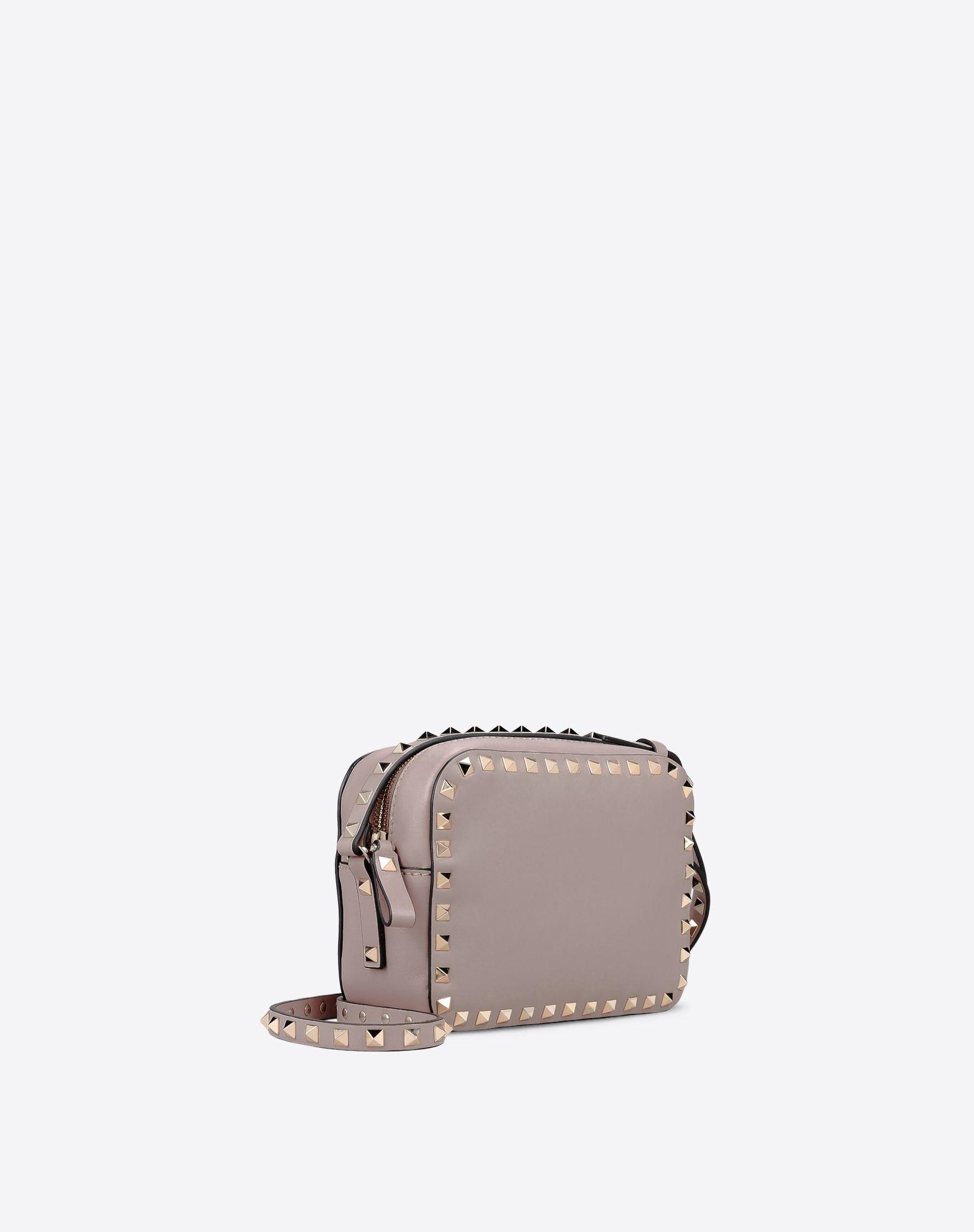 248a172a113d Valentino Rockstud Crossbody Bag Grey