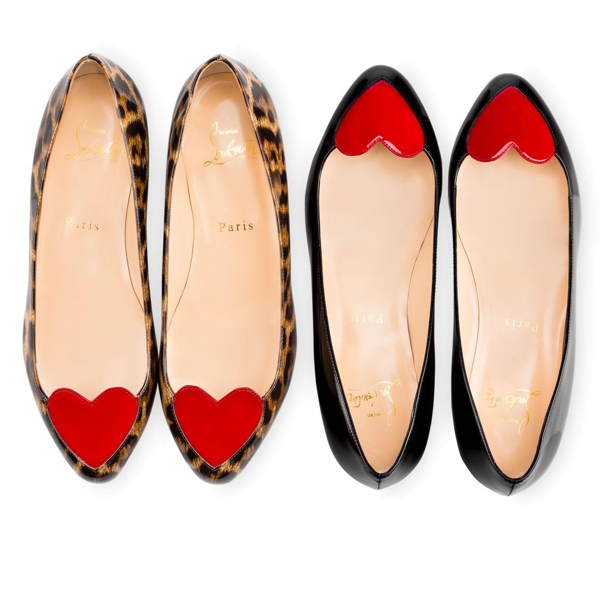cheap louis vuitton mens shoes - Christian louboutin Doracora Flat in Animal | Lyst