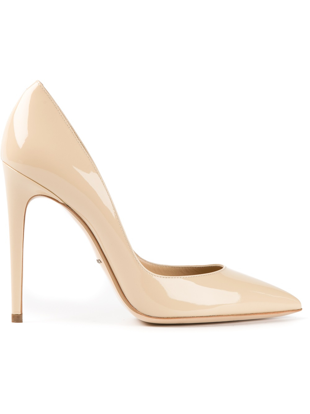 pointed toe pumps - Nude & Neutrals Dolce & Gabbana Clearance Many Kinds Of Limited Edition ETNq3yC
