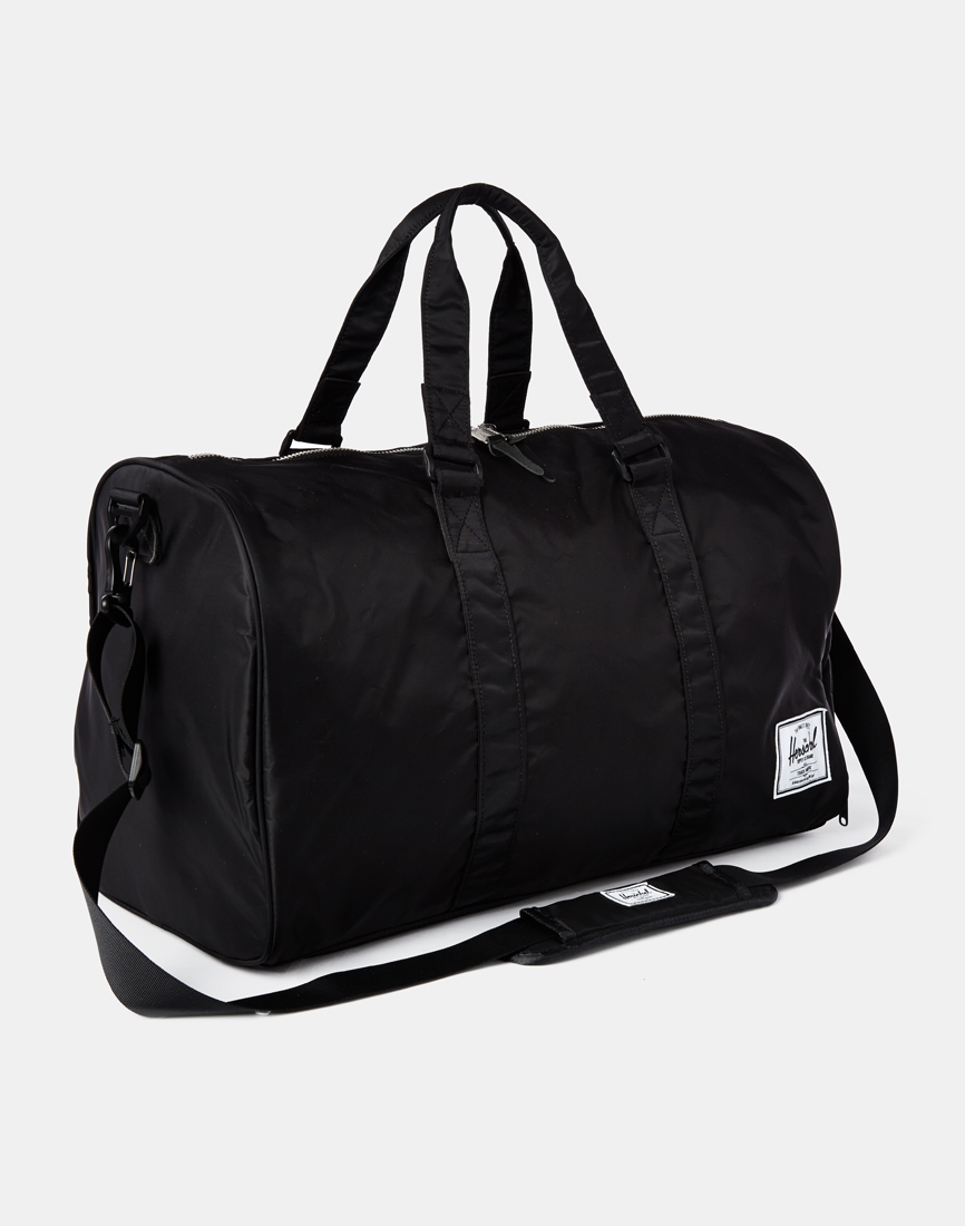 867290e24bb4 Lyst - Herschel Supply Co. Supply Co. Novel Duffle Bag in Black for Men