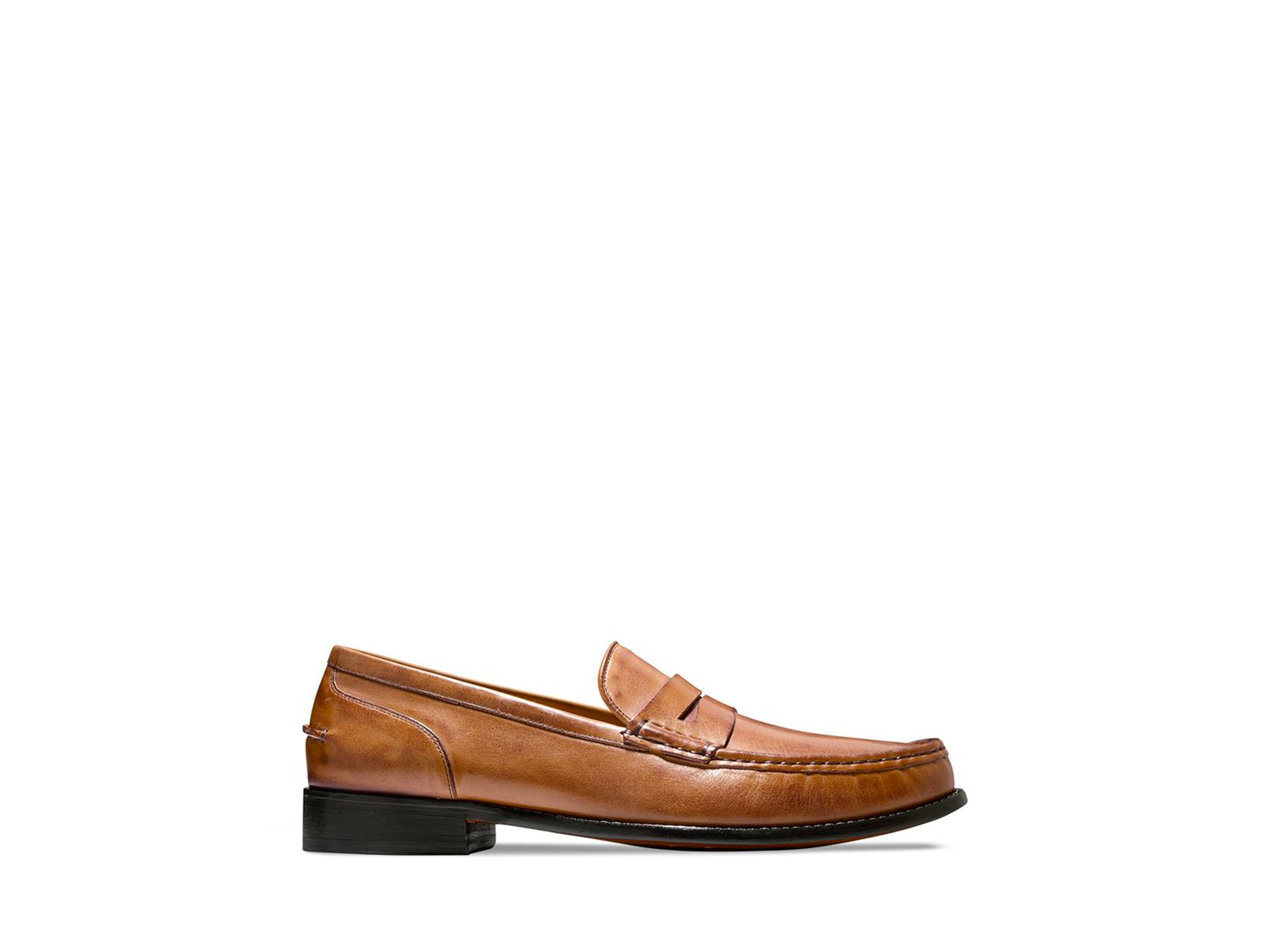 750a8c1c949 Cole Haan Britton Penny Loafers in Brown for Men - Lyst