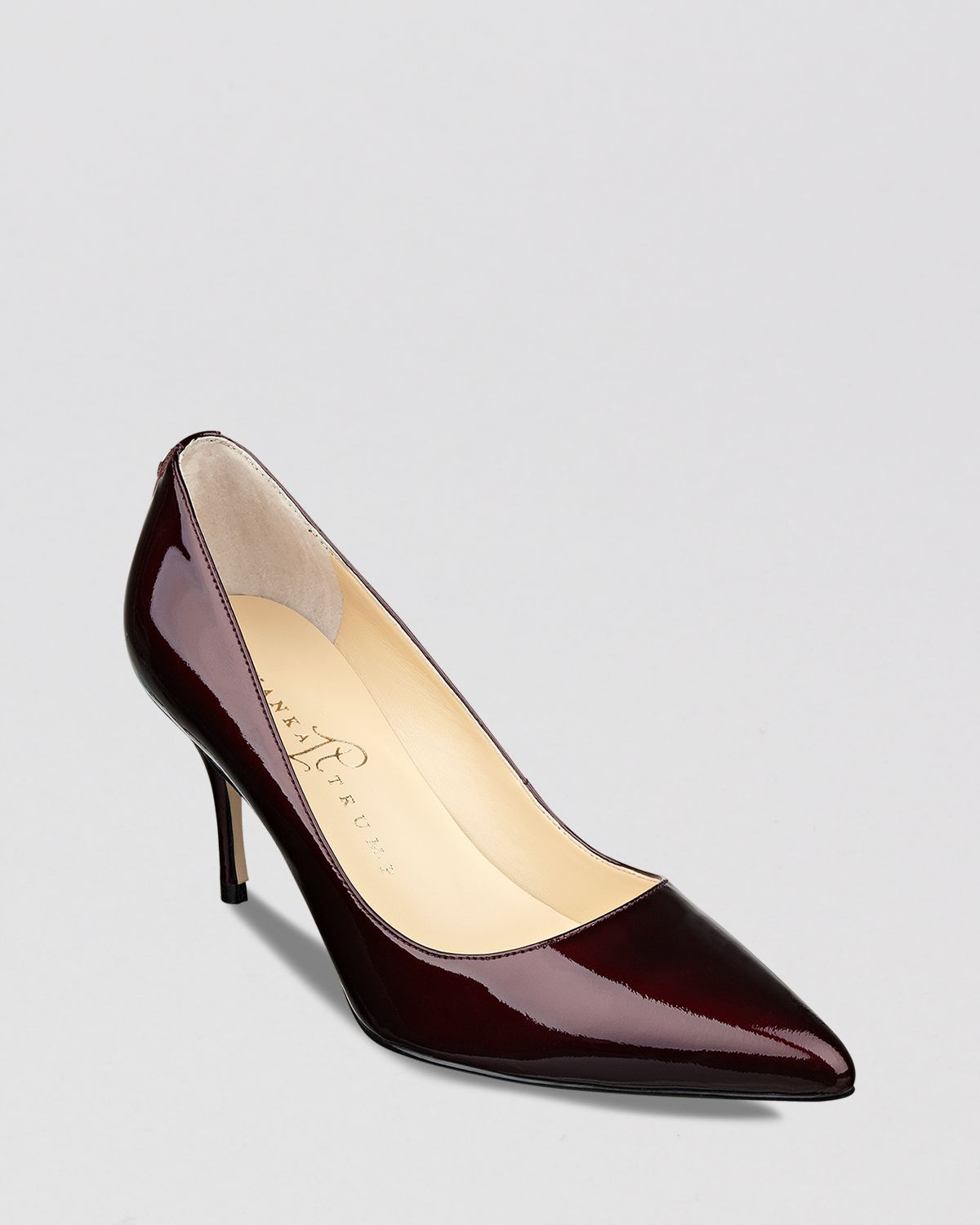 a1880cb1744 Ivanka Trump Pointed Toe Pumps - Tirra in Red - Lyst