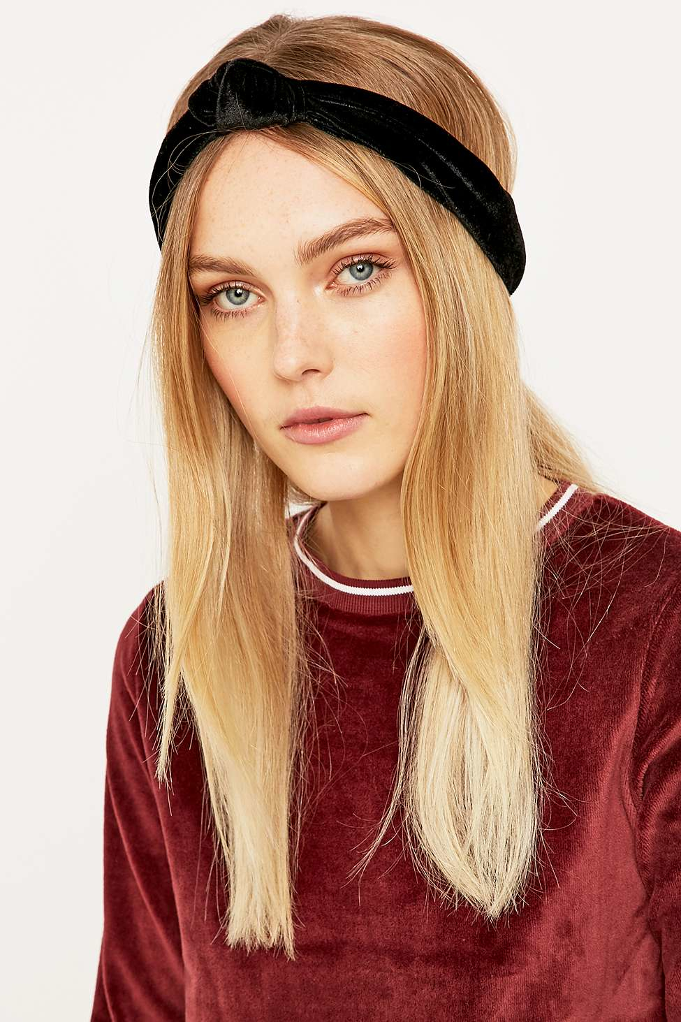 Urban Outfitters Golden Flower Halo Headband | Amazing ...