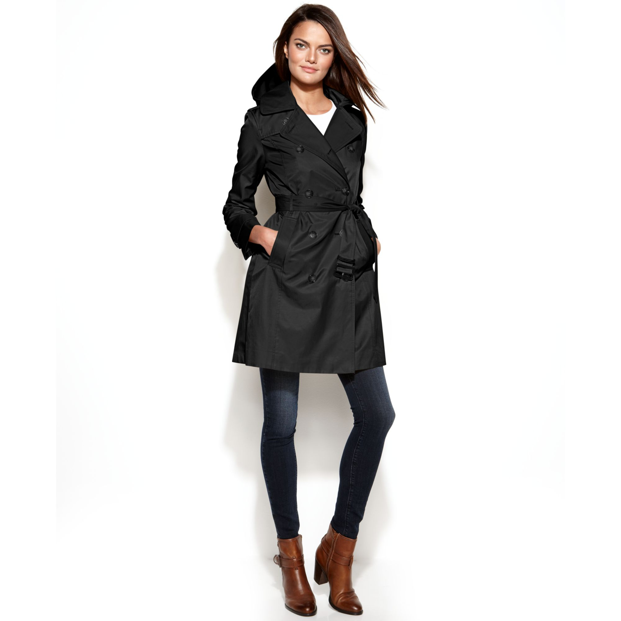 Dec 12,  · Usually when I'm running out the door, I throw on my IRO trench coat (similar here, here and under $ version here). What I do to break up the black is add an earth tone shoe. What I do to break up the black is add an earth tone sashimicraft.gas: