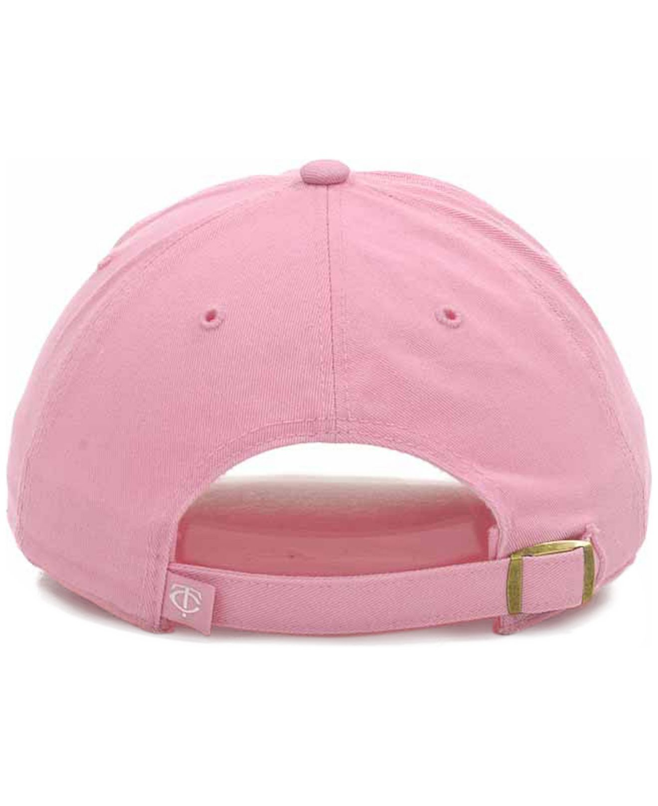 new arrival d0076 31d30 ... hot lyst 47 brand minnesota twins clean up hat in pink for men ff2e1  28056