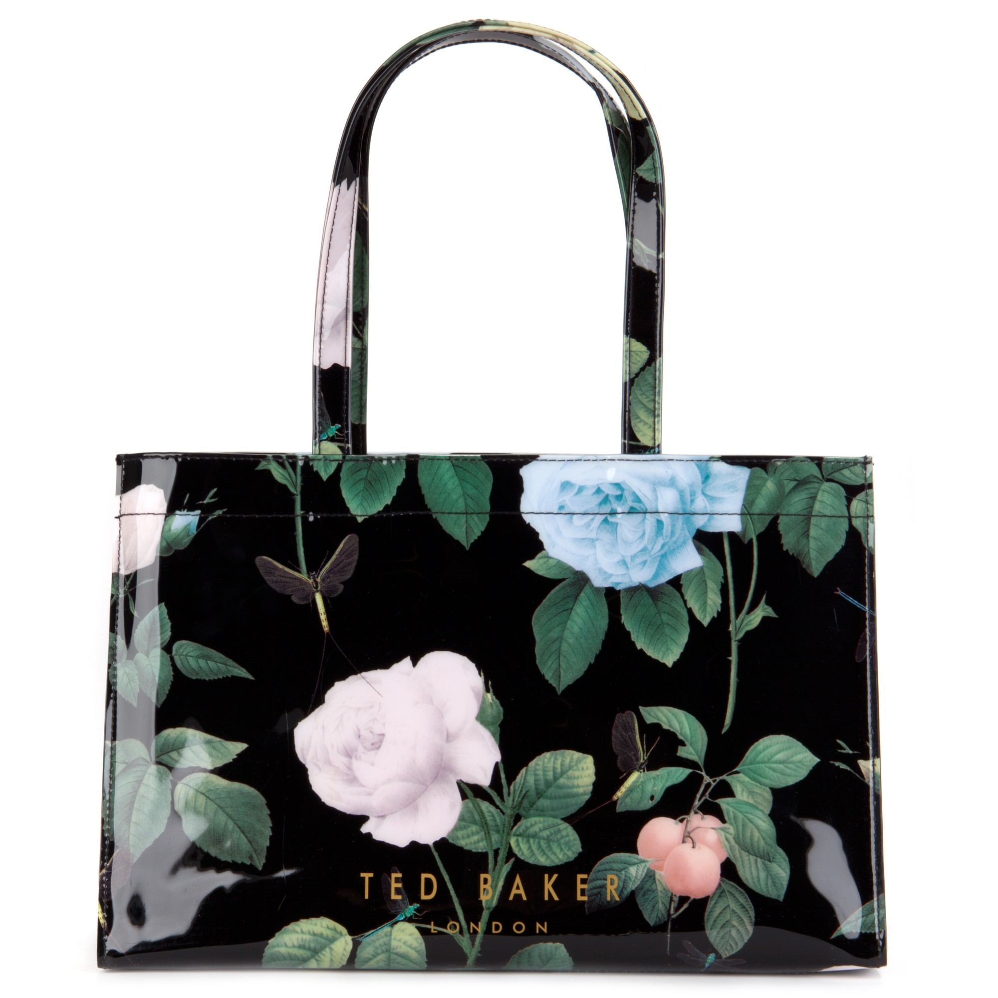 8872ce58a Ted Baker Vickay Distinguishing Rose Flip-Flop And Shopper Set in ...