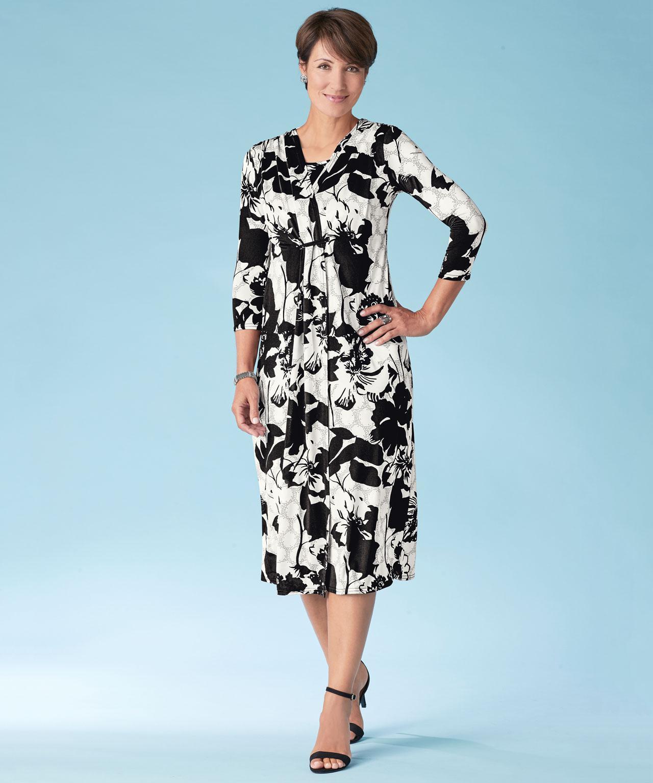 DAMART. Women s Printed Dress d76182566