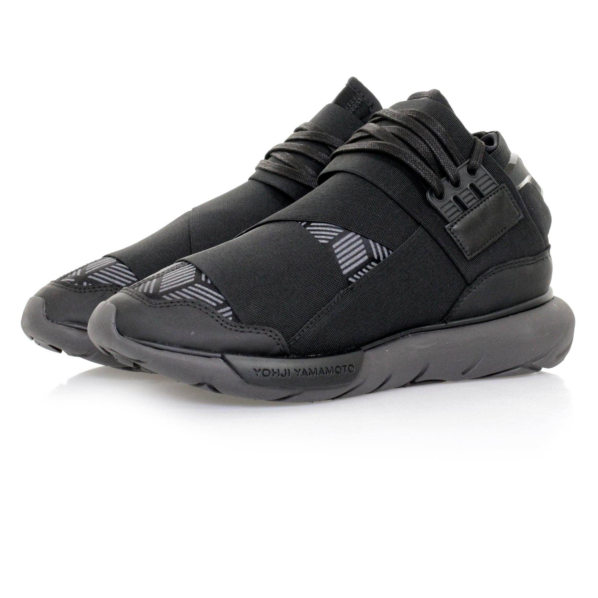 b9b129d4f8fc2 Lyst - Y-3 Qasa High Utility Black Shoe in Black for Men