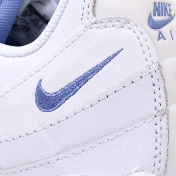 hot sale online 6011c 67ff6 Nike Air Max 95 Essential White Chalk Blue Shoes 749766 100 in White ...