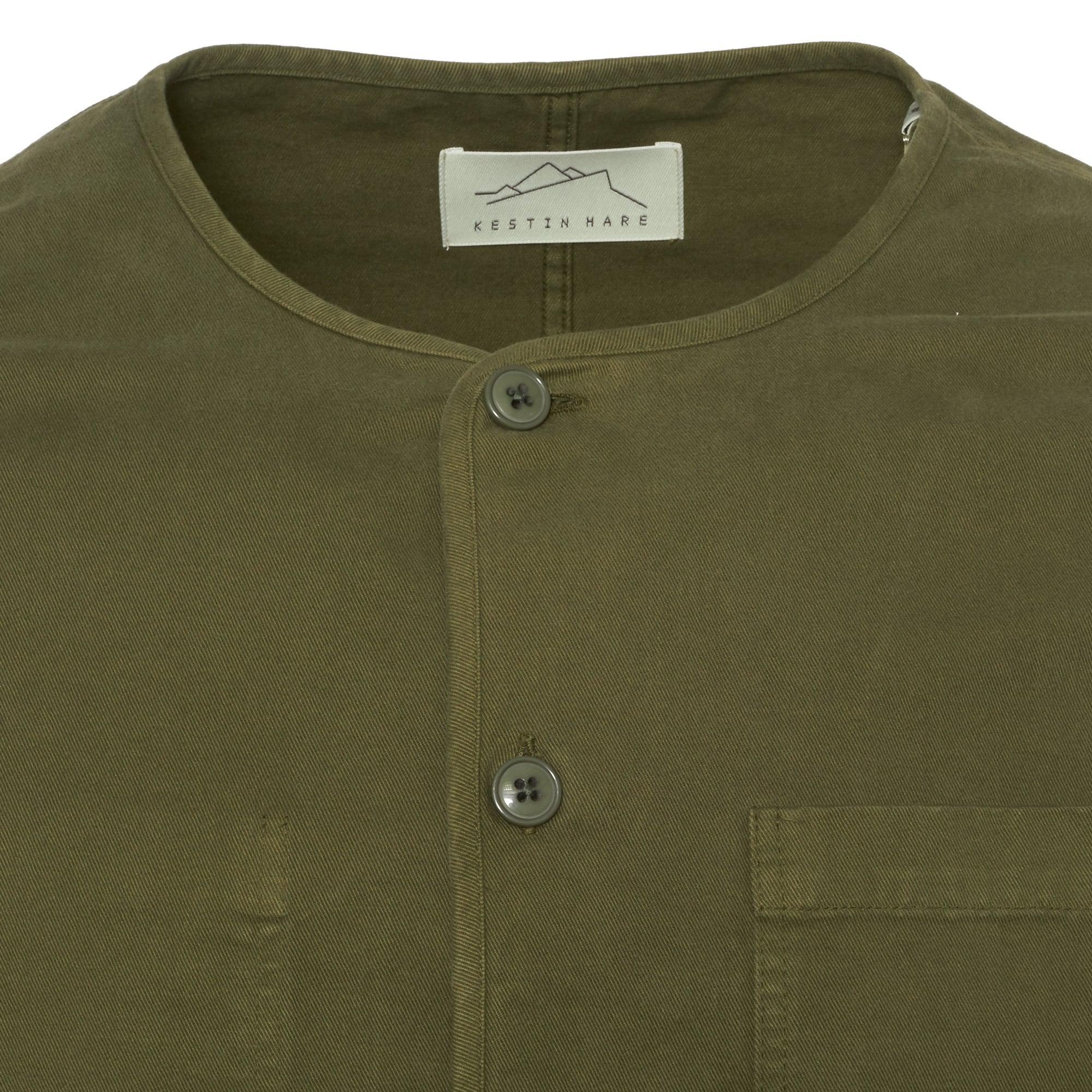 1815f59473d Lyst - Kestin Hare Olive Lanark Jacket in Green for Men