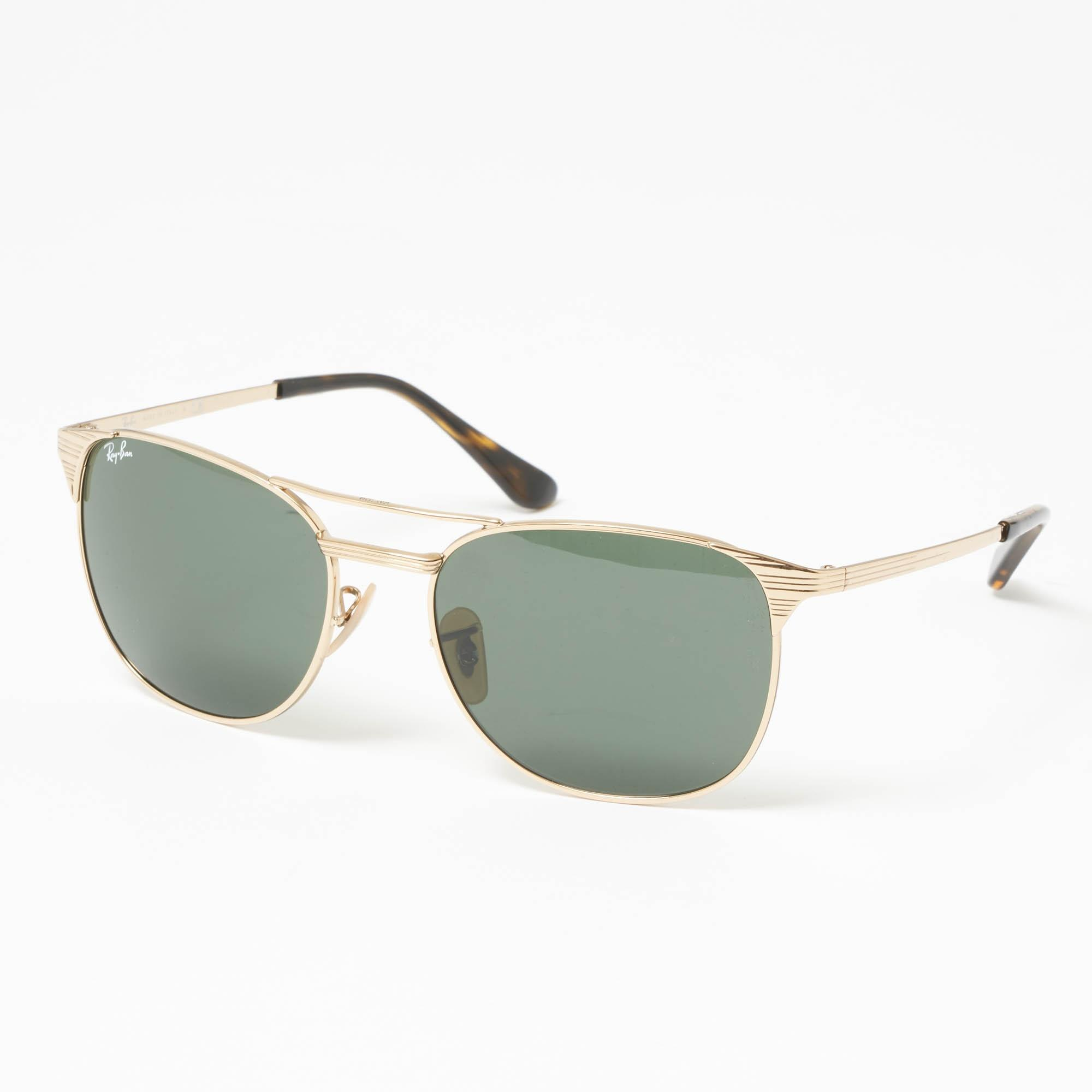 f6c68e2c25 Ray-Ban Signet Sunglasses - Green Classic G-15 Lenses in Green for ...