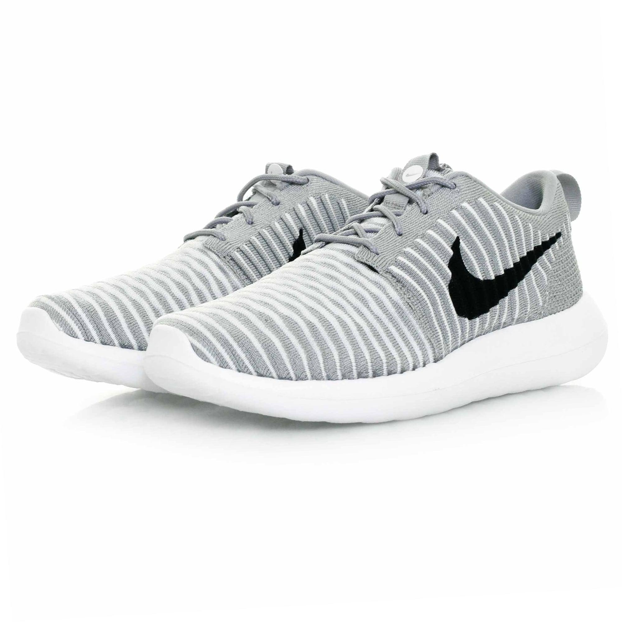pretty nice e92b5 2f0e9 Lyst - Nike Roshe Two Flyknit Wolf Grey Shoe 844833 002 in Gray for Men