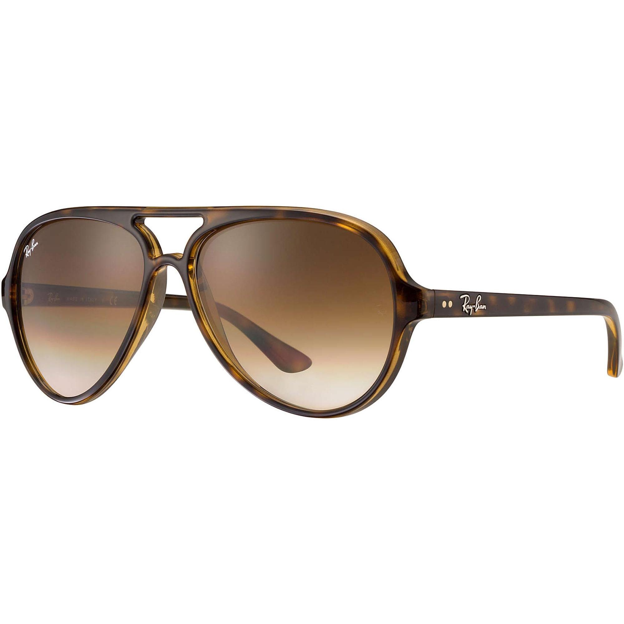 d15df3a4359 Ray-Ban Rayban Cats 5000 Tortoise Sunglasses 710 51 59 in Gray for ...