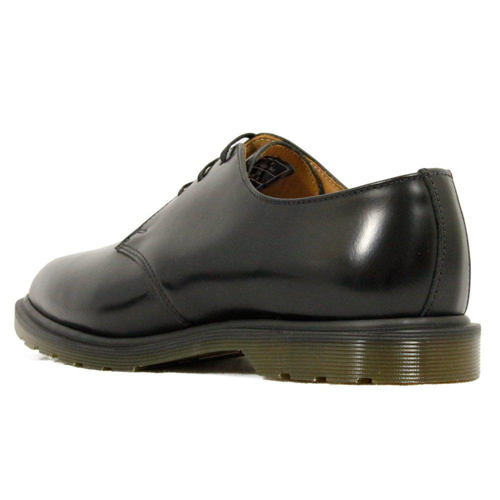 e3037d2e0cc4a Dr. Martens Dr Martens Steed Black Noir Shoes 14348001 in Black for ...