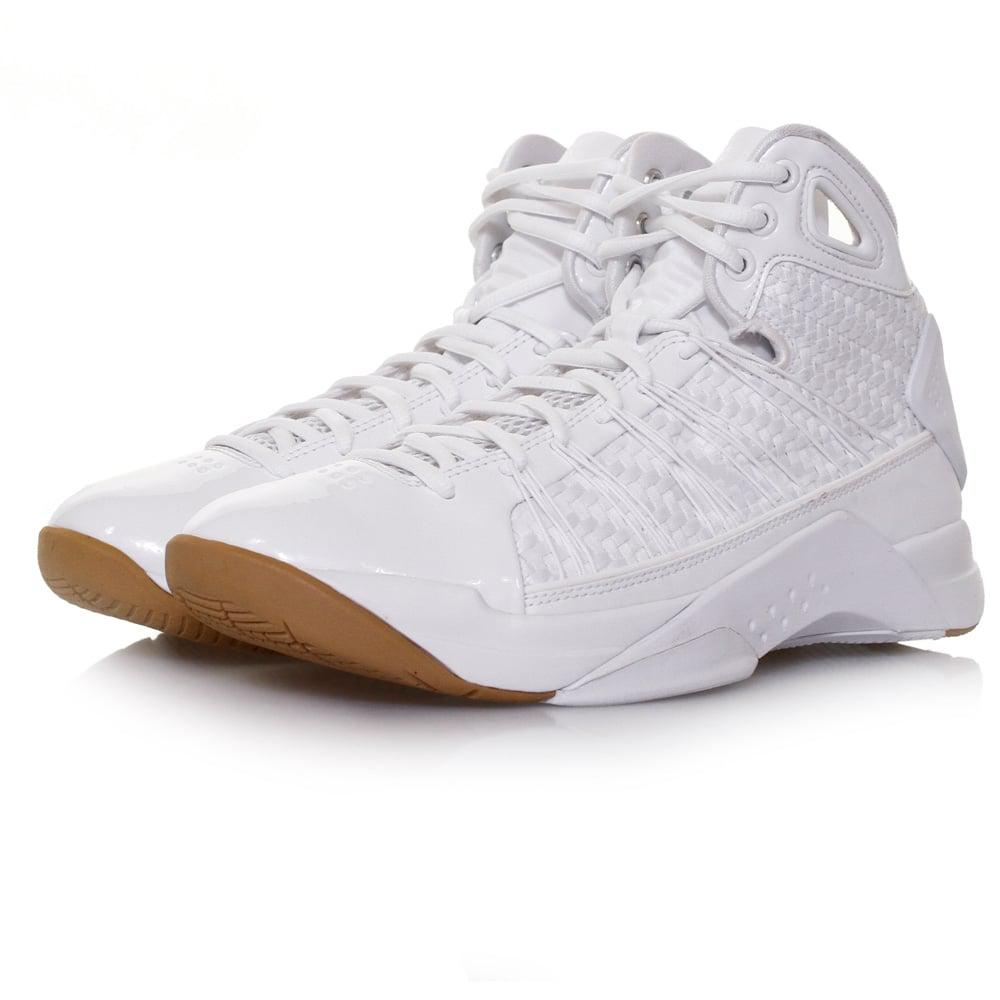 cff8368d8a4e Lyst - Nike Hyperdunk Lux White Shoe 818137 100 in White for Men