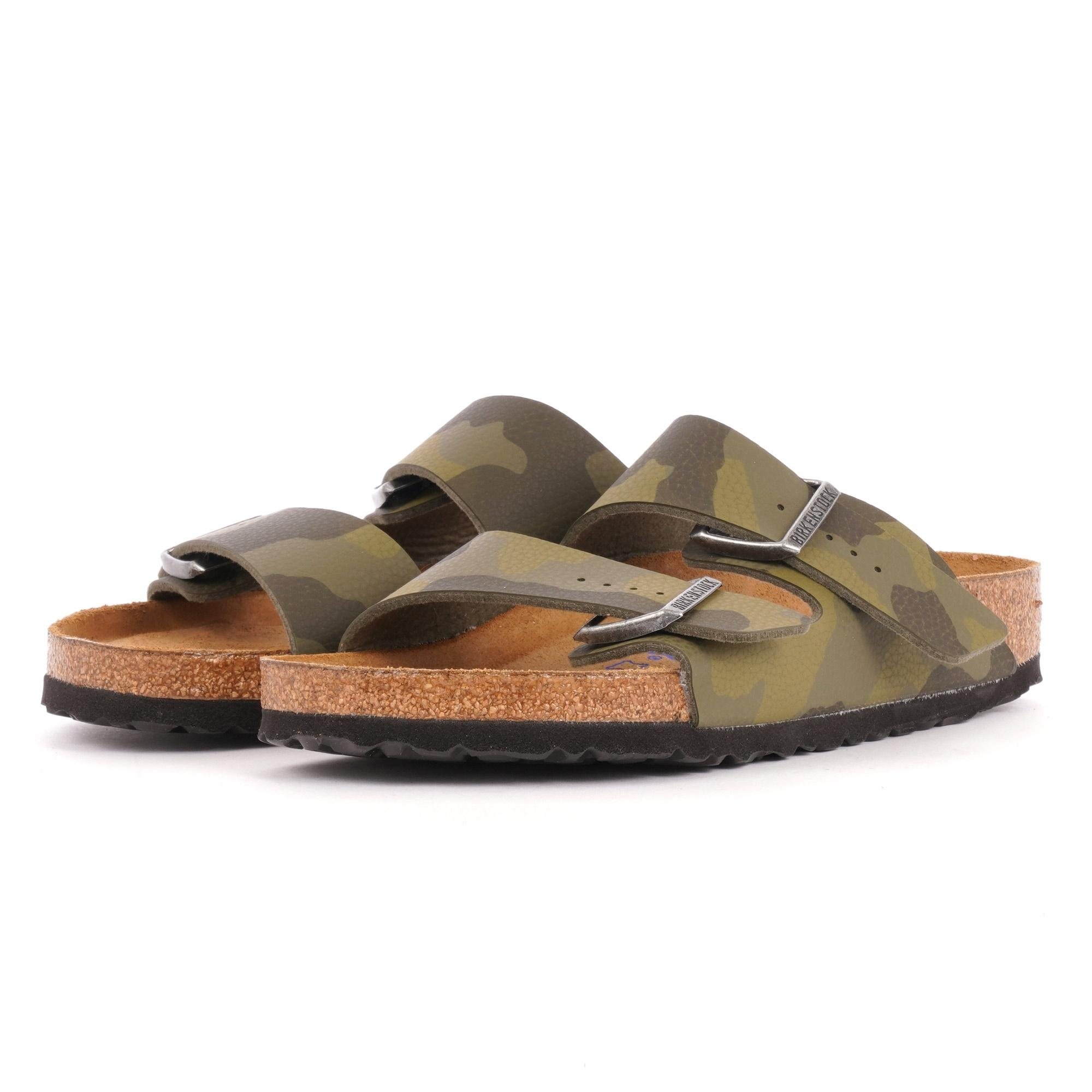 3252ad16874 Birkenstock Arizona Sandals in Brown for Men - Lyst