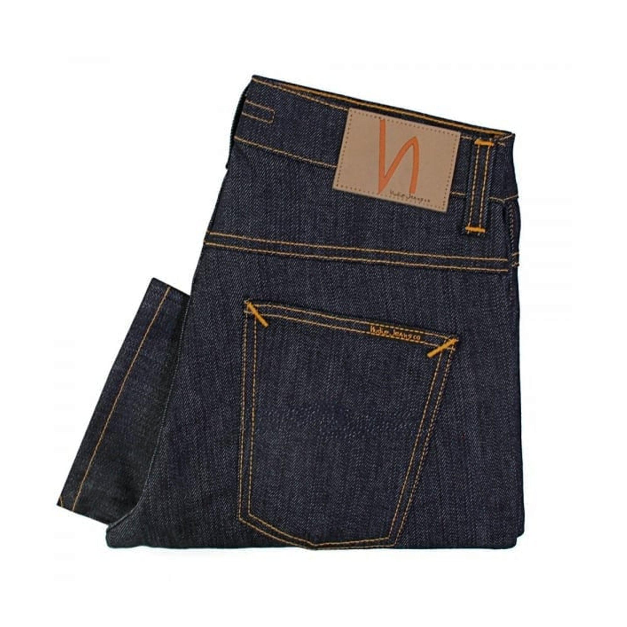 3ee7ee1384612 Lyst - Nudie Jeans Dude Dan Dry Classic Navy Jeans in Blue for Men