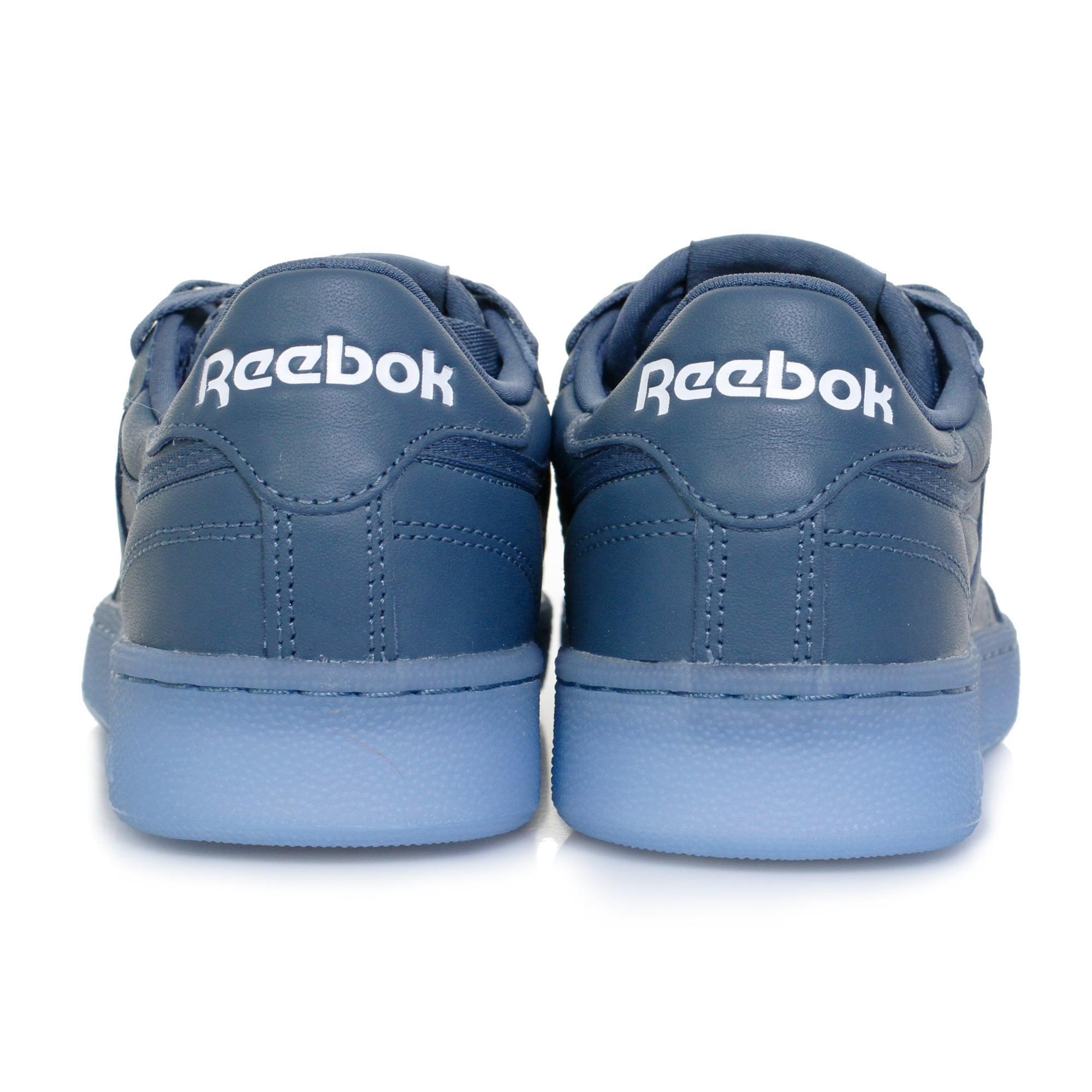 26a3af5b97a28 Lyst - Reebok Club C85 Ice Blue Shoe Bd1672 in Blue for Men