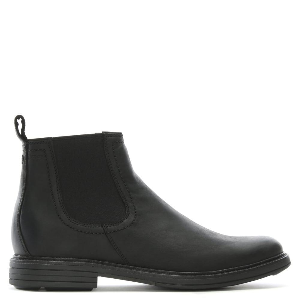 Ugg Men'S Baldvin Black Suede Chelsea Boots in Black for ...