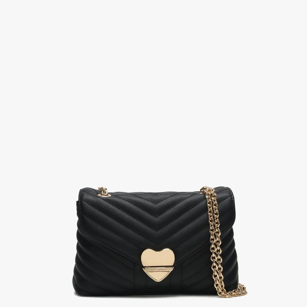 7810979cff00 Lyst - Valentino By Mario Valentino Small Rapunzel Black Quilted ...