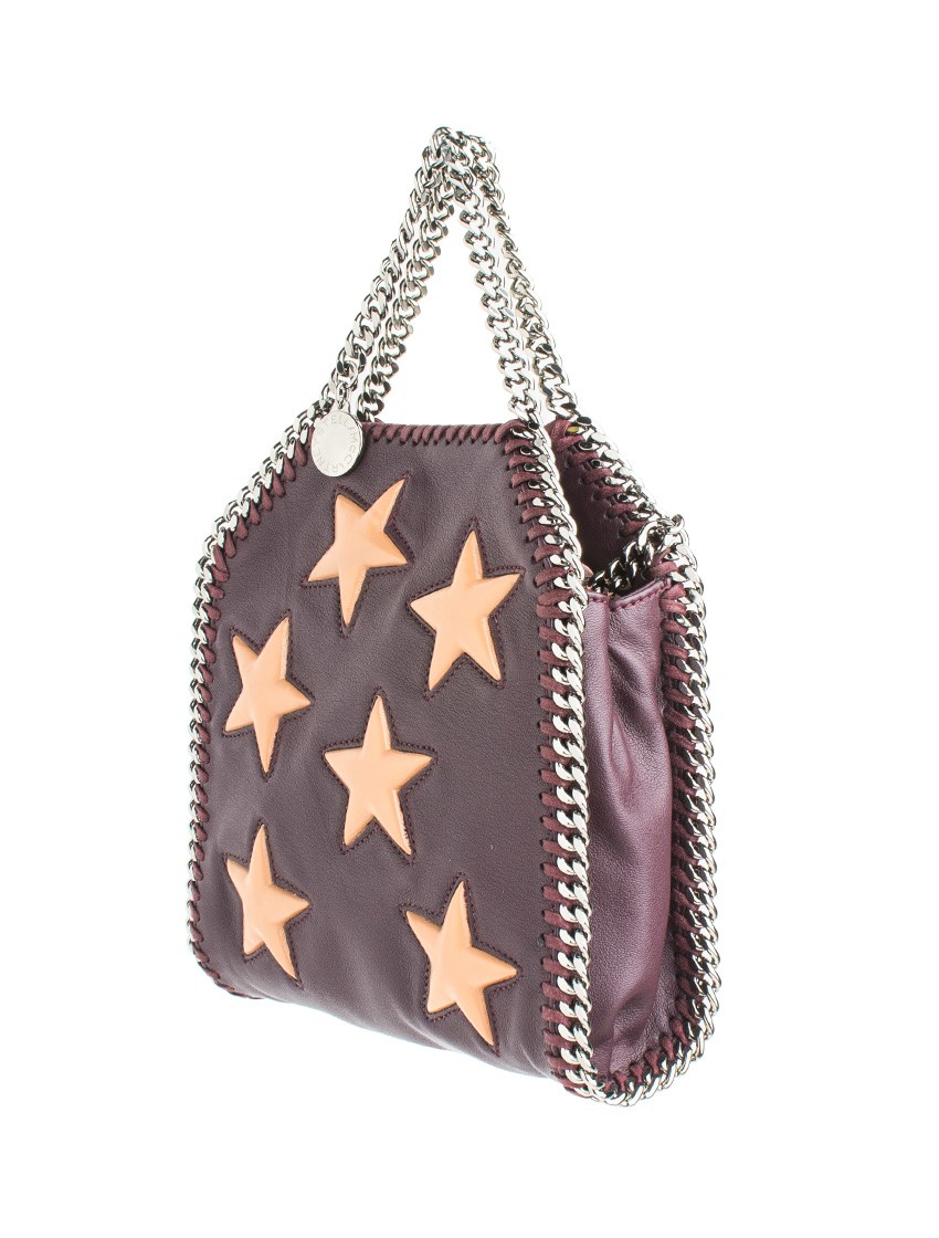 Stella mccartney Tiny Falabella Star Bag