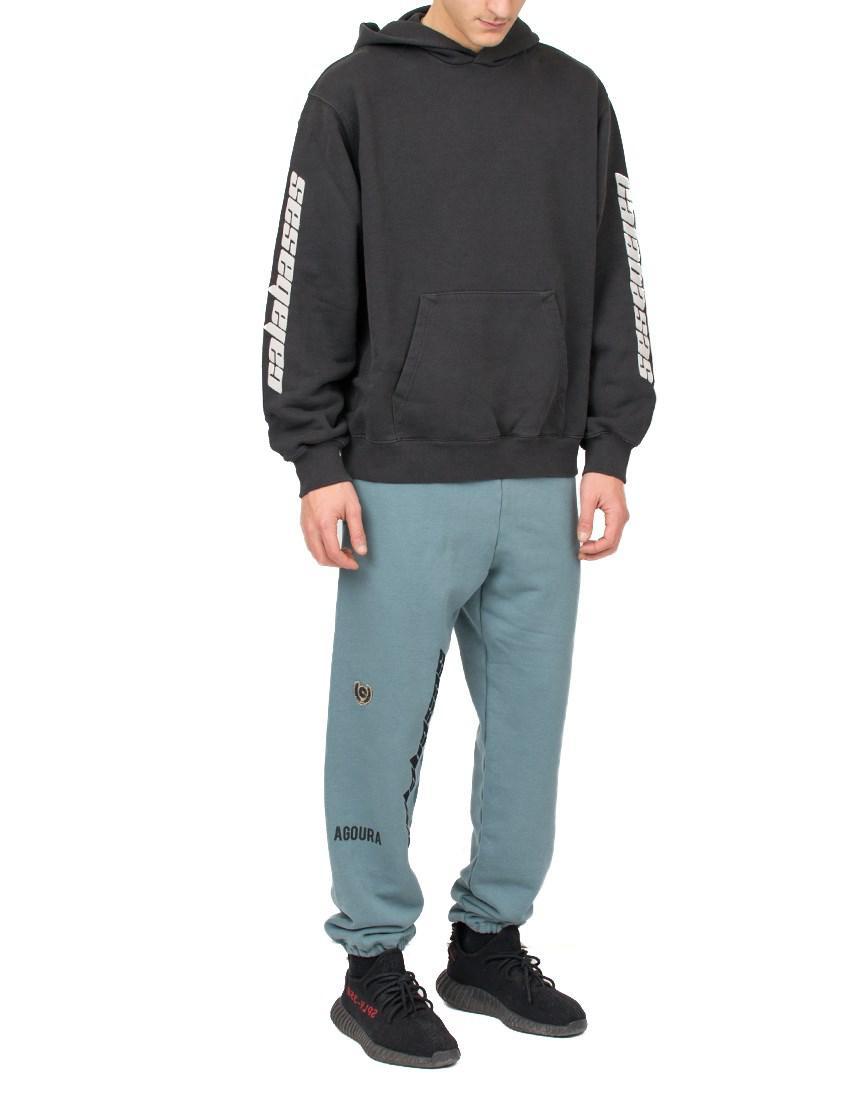 bb92469c Yeezy 'calabasas' Sweatpants - Season 5 for Men - Lyst