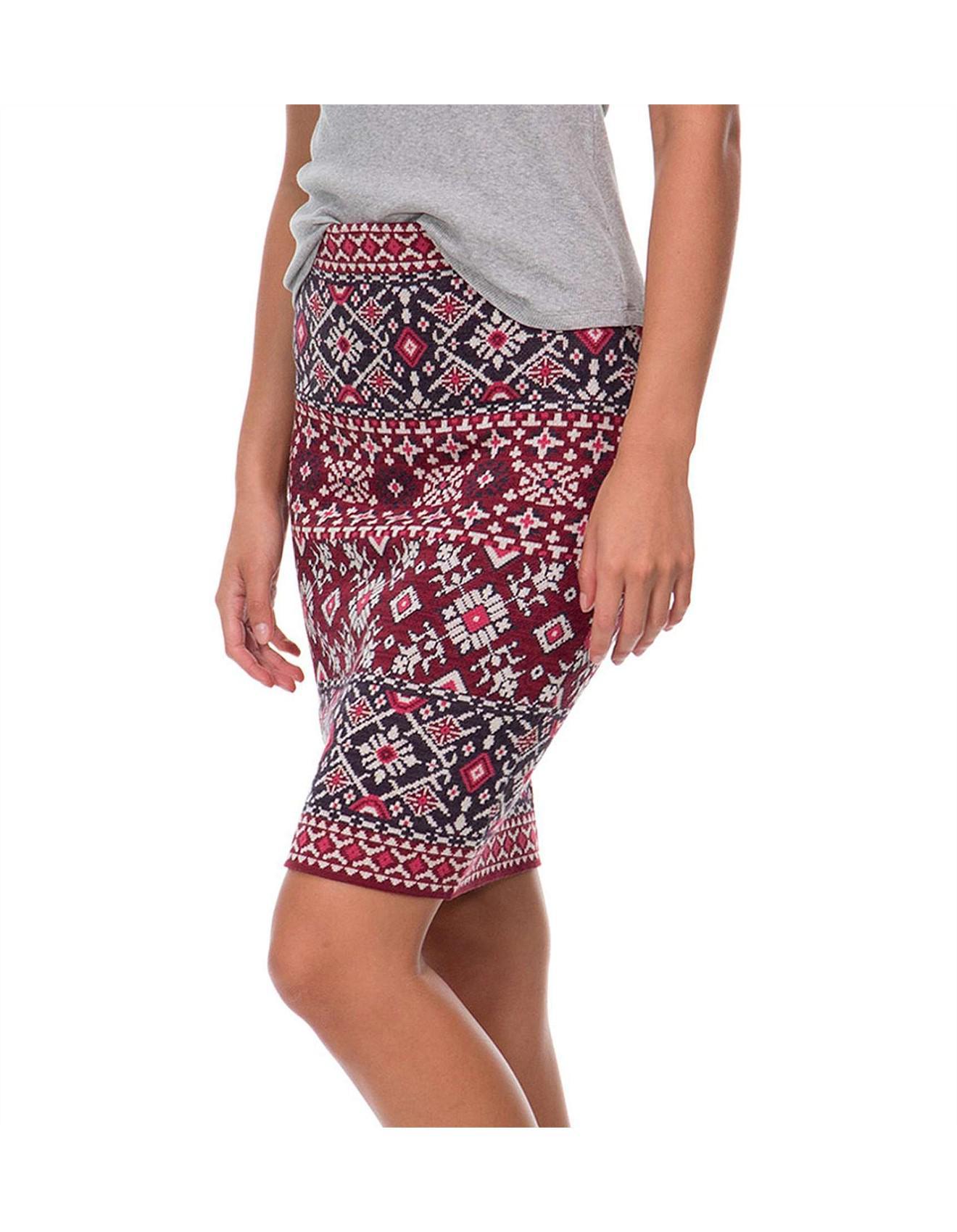 Vanna white mini skirt