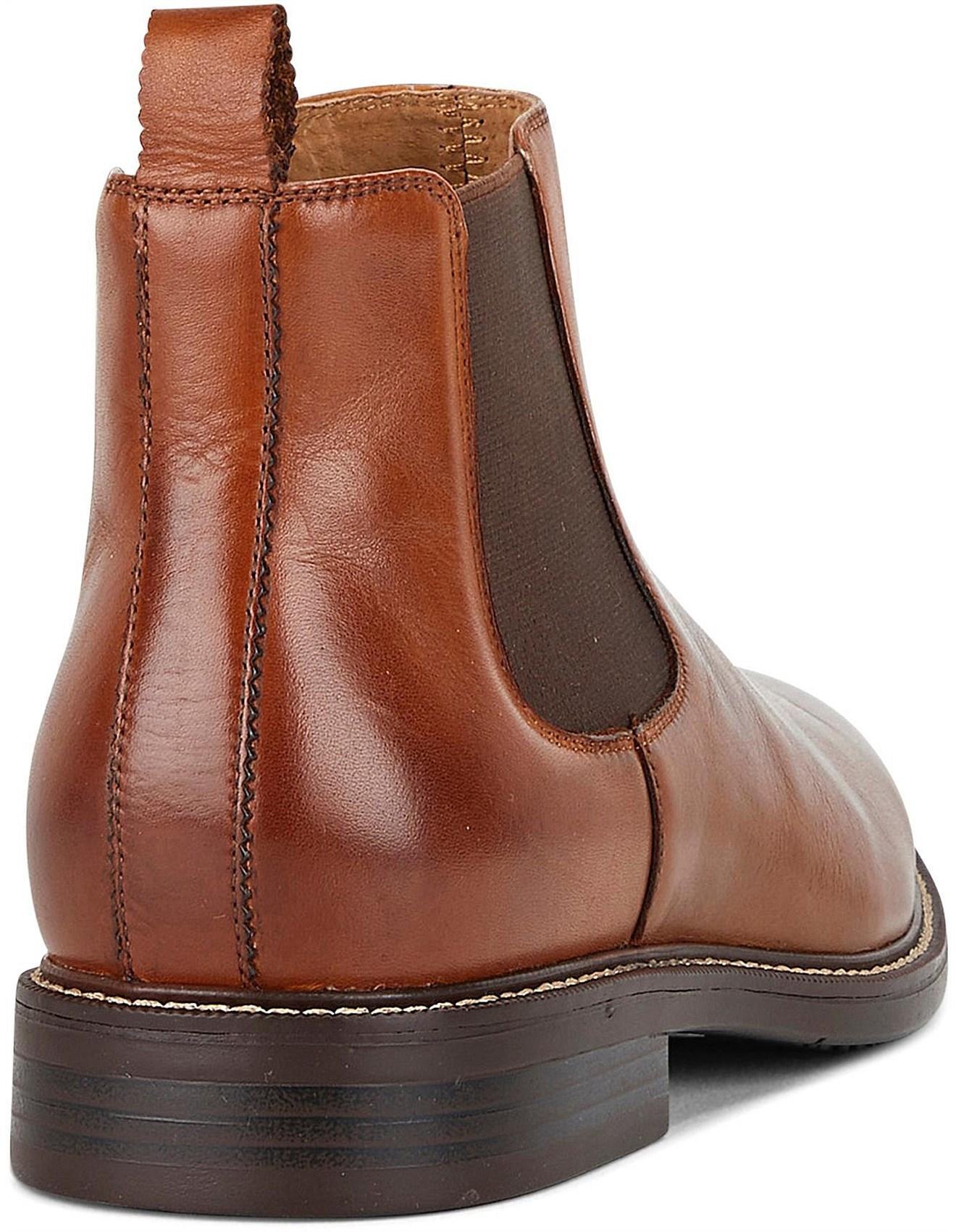 9bdf3849bdf Hush Puppies Hanger Chelsea Boot in Brown for Men - Lyst