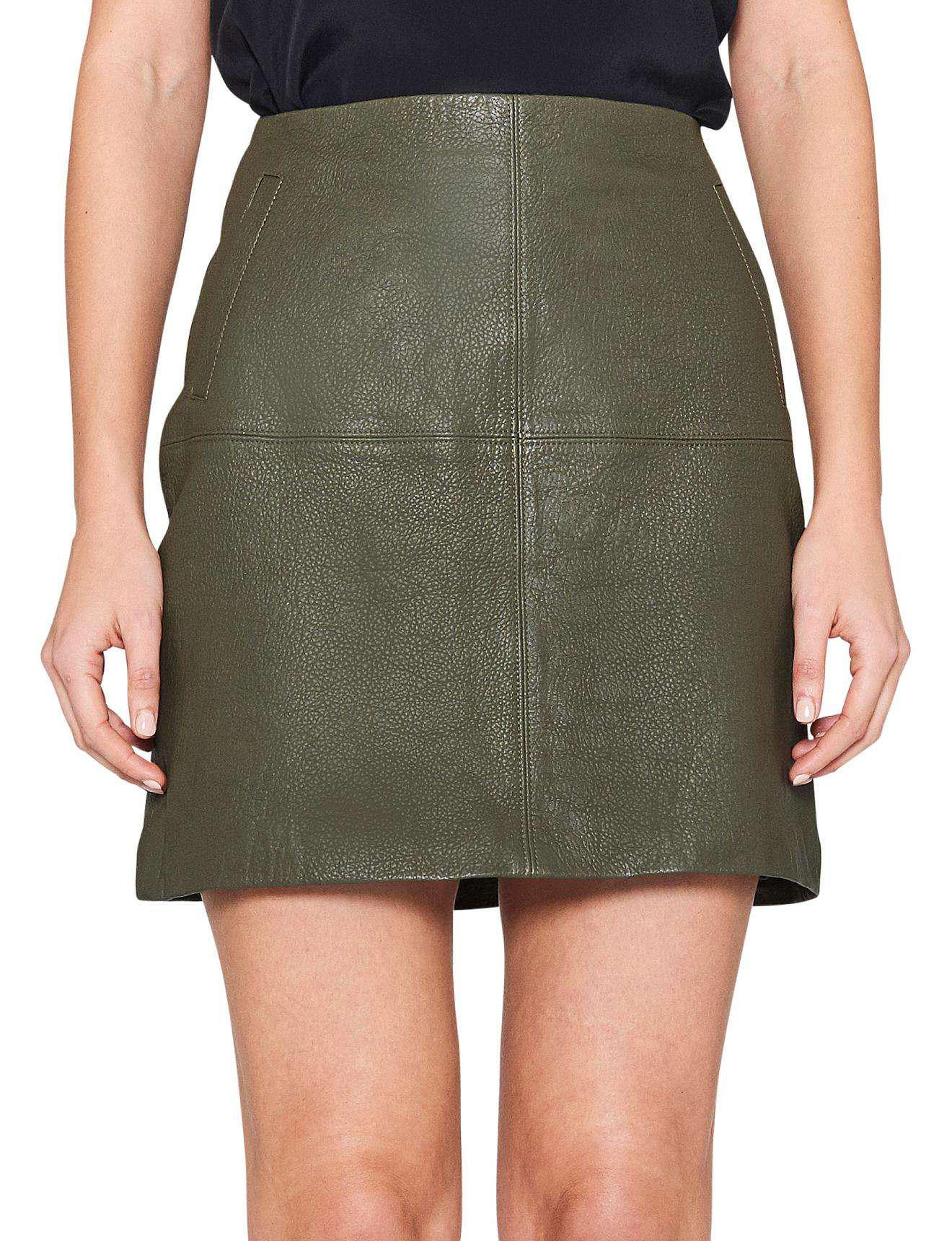 cb8f7d14c Elka Collective Carrie Skirt in Green - Lyst