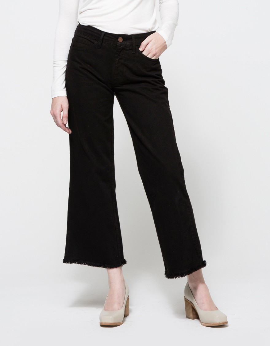 Objects without meaning Flare Jean in Black