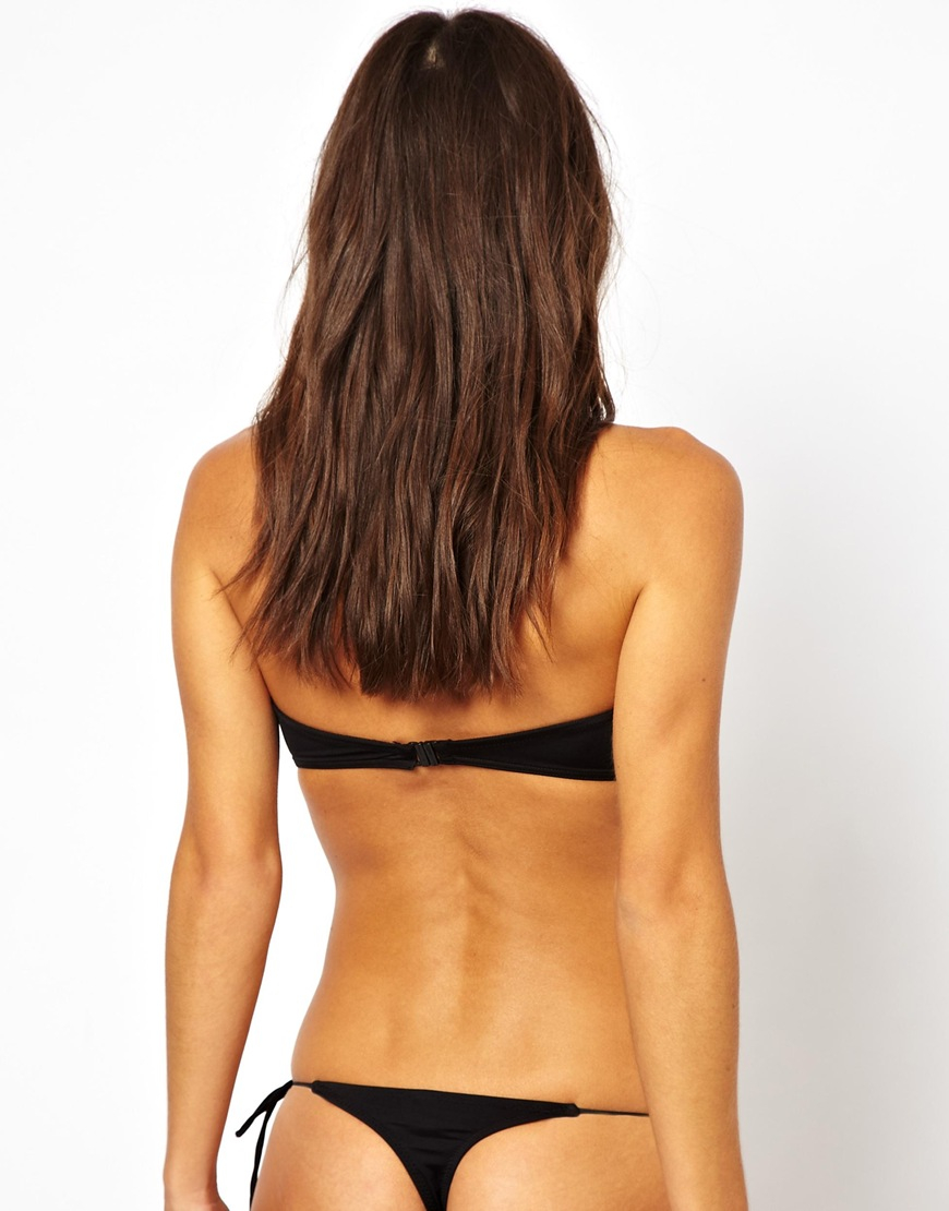 Bikini Side Thong Tie