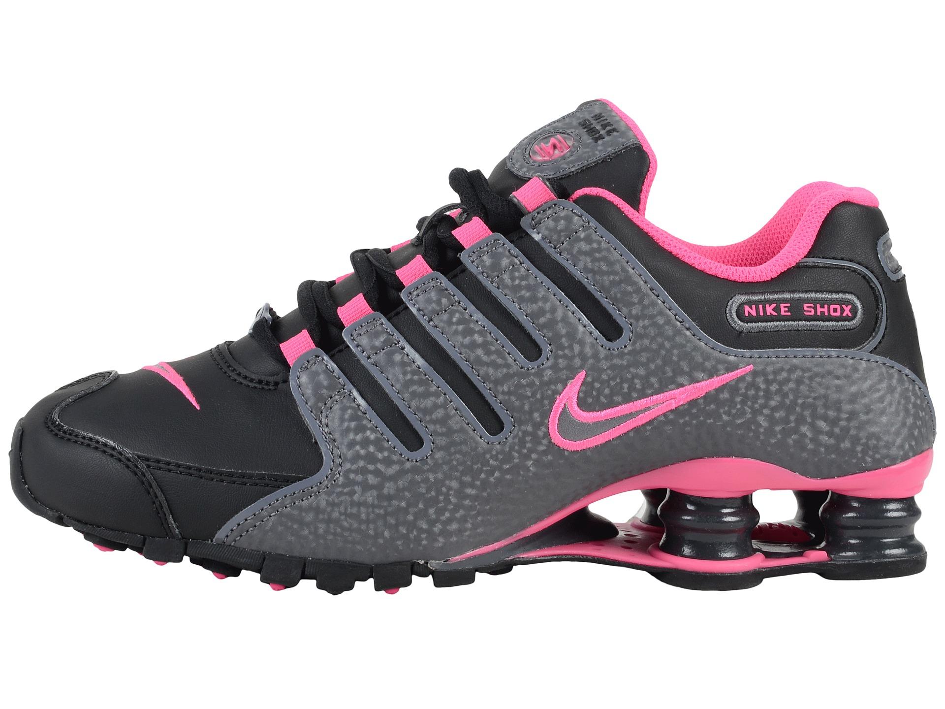 Lyst - Nike Shox Nz in Pink 680e34877