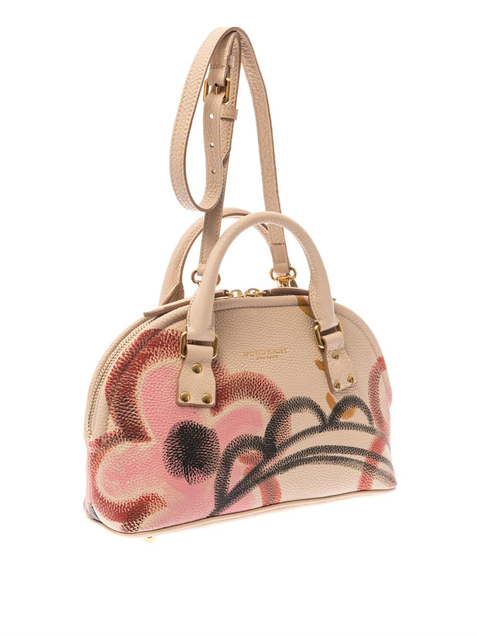 Burberry Väska 2014 : Lyst burberry prorsum bloomsbury small leather shoulder