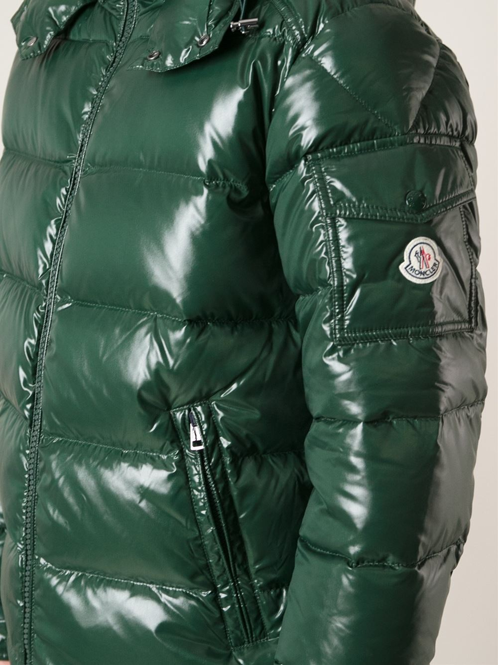 moncler Jackets GREEN