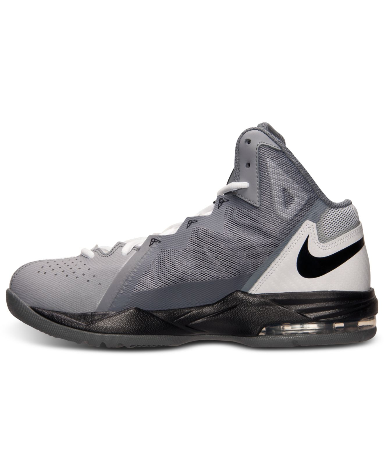 nike s air max stutter step 2 basketball sneakers from