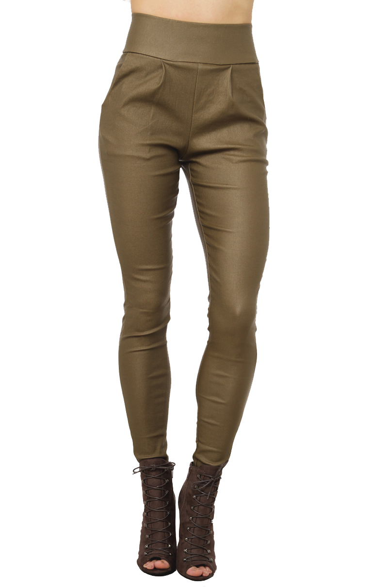Ammo Big Booty High Waist Leggings in Natural | Lyst